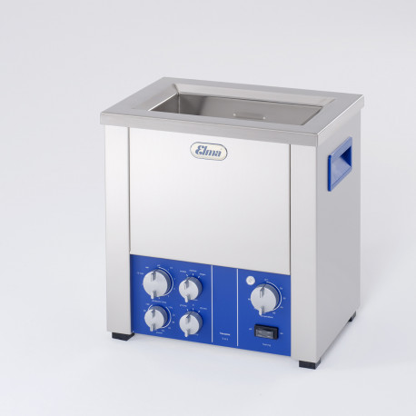 Nettoyeur Industriel Ultrason 3,7L ELMA Décapage Polissage Dégraissage Toutes Surfaces