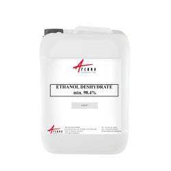 Alcool éthylique éthanol bio non dénaturé 98.4 % Déhydraté - CAS 64-17-5 Bidon 20L