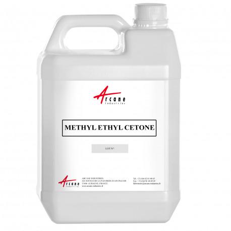 Méthyl Ethyl Cétone MEC, MEK ou Butanone Bidon 5L