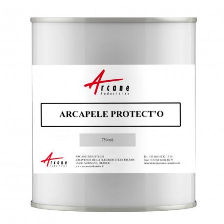 Vernis pelable de protection temporaire anticorrosion Pot 750mL Arcapele Protect'o