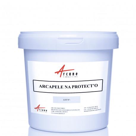 Vernis pelable de protection temporaire pour surfaces rugueusesSeau 5L ArcaPELE NA Protect'o