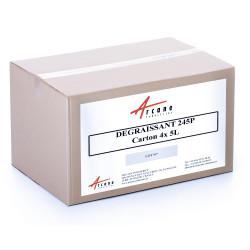 Dégraissant Nettoyant Elimination de la Paraffine Carton 4x5L 245P