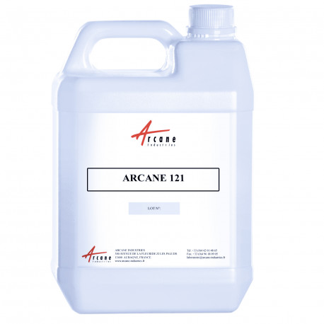 Dégraissant à séchage optimisée - Dégraissant promoteur d'adhérence Bidon 5L ARCANE 121