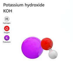 LESSIVE DE POTASSE 50% HYDROXYDE DE POTASSIUM