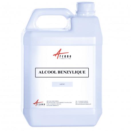 Alcool Benzylique Bidon 5L