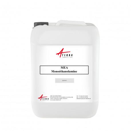 MEA Monoethanolamine ou 2-Aminoéthanol Bidon 20L
