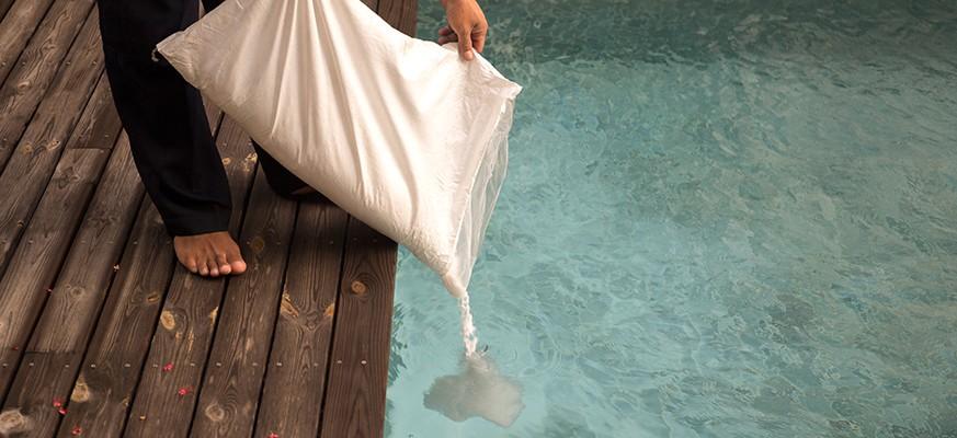 pH+ Poudre pour traitement piscine
